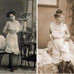История женского нижнего белья