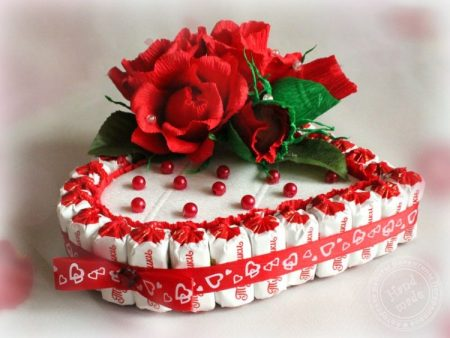 валентинка сердце