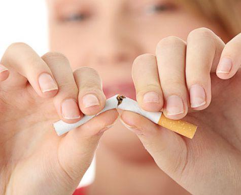 Как отучить сына от курения
