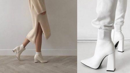 Модная обувь весна лето для женщин