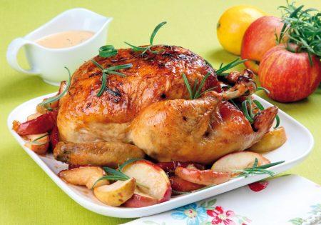 курица блюдо