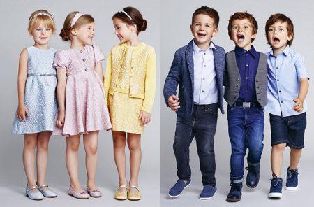 детская одежда тренд 2019