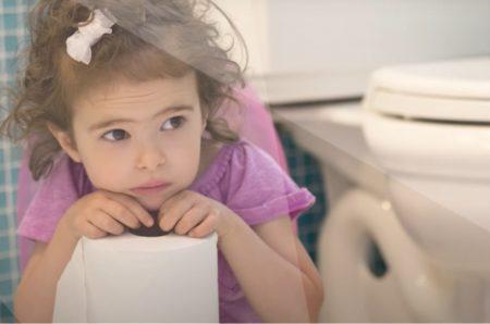 запоры у ребенка
