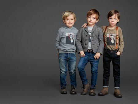 мода мальчиков 2019