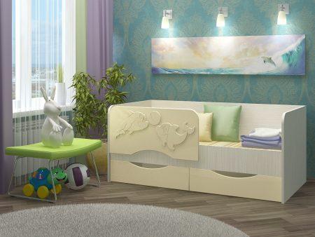 детская мебель пастель