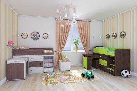 мебель для детей полугода