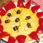 Салат «Веселые пчелки»
