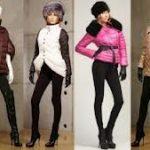 Модные женские пуховики в 2013 году