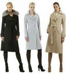 Модные демисезонные пальто