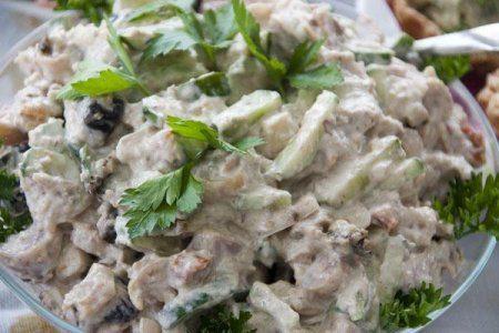 Рецепт салата вдохновение