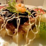 Салат из тунца с ананасами