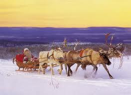 Новый год в Финляндии 2013