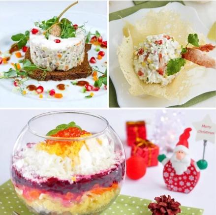 идеи украшения блюд