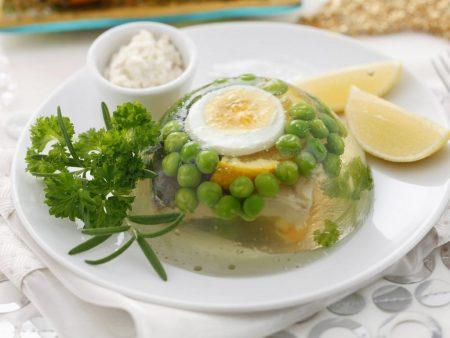 идеи украшения порционных блюд