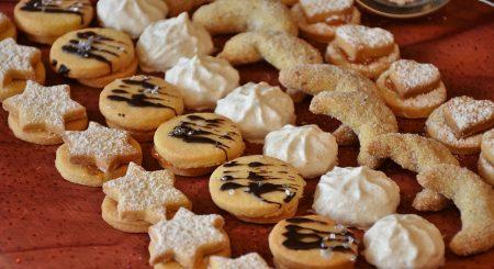 Печенье к Рождественскому столу
