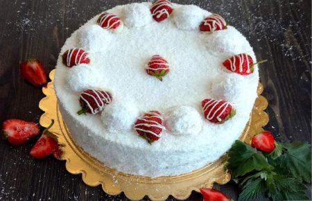 украшение десерта новый год