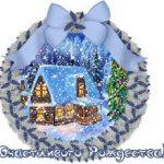 Торты на Рождество 2013