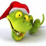 Поздравления с Новым годом змеи