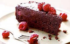 малинового торта