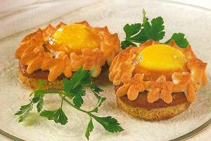 Рецепт приготовления бутербродов «Солнышко»