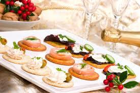 Рецепты закусок на Рождество с фото