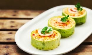 Рецепт приготовления кабачков с овощами