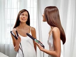 Как правильно выпрямить волосы утюжком