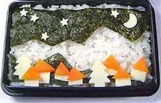 Украшение блюд к Рождеству