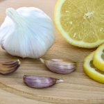 Настойка из чеснока и лимона