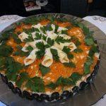 Закусочный салат «Виола»
