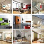 Варианты дизайна интерьера для квартиры