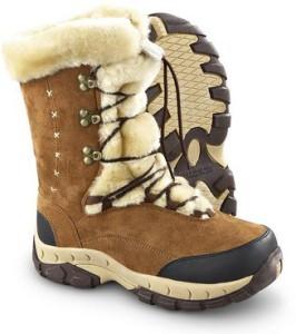Выбираем женские зимние ботинки