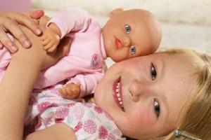 Как выбрать правильно куклу для девочки