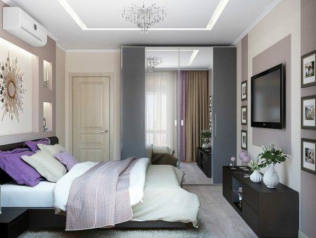 Обустраиваем супружескую спальню