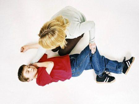 Помощь при судорогах у детей
