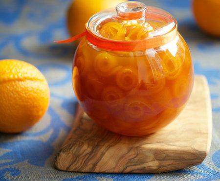 Лучшее варенье из апельсинов