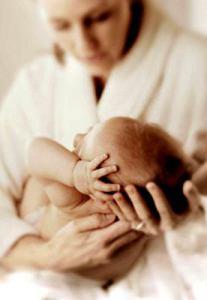 Судороги у новорожденного