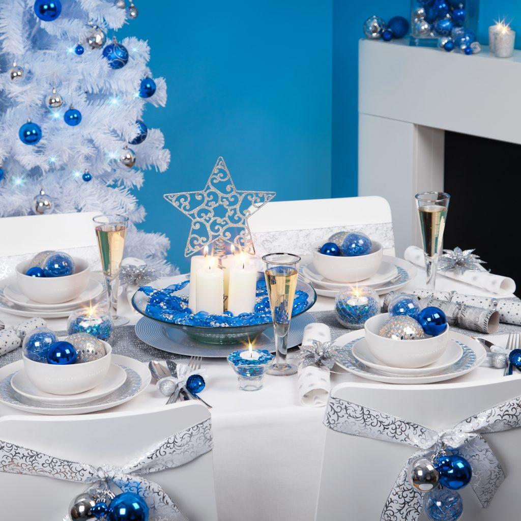 Как украсить стол к новому году 2015 своими руками фото