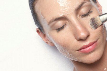 Желатиновая маска для лица «Невероятный эффект» фото до и после
