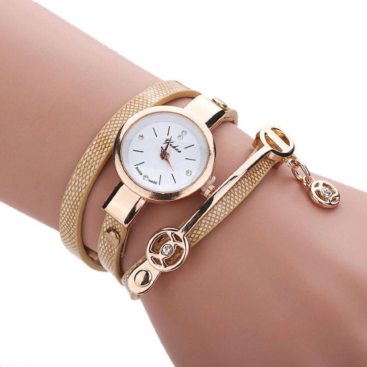 Модные женские наручные часы 2017 | фото, цена.