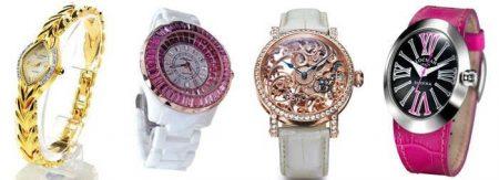 Женские часы наручные модные- фото