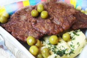 Оладьи из печени говяжьей- рецепт, чтобы были мягкими