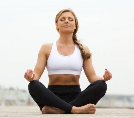 йога парус