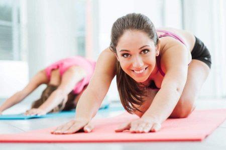 йога полезность