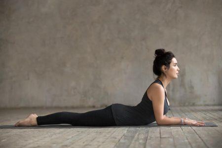 упражнение сфинкс