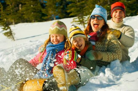 как провести новый год для детей