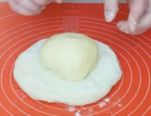 осетинский пирог размеры начинки и теста