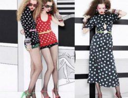 Миниатюра к статье Мода в горошек
