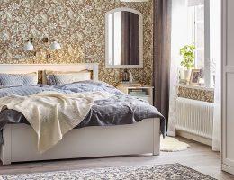 Мебель в женскую спальню выбор