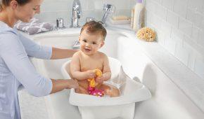 Миниатюра к статье Ванна для ребенка